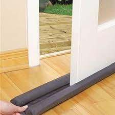 Isoler les bas de porte